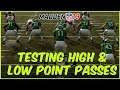 Download Madden 19 | Testing Low And High Point Passes - Are They Still Glitchy? Video