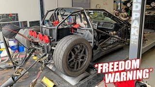 Download *New Dyno Record* on BARELY any Boost! Leroy Goes FULL FREEDOM MODE! Video