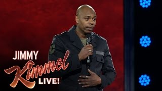 Download Jimmy Kimmel's FULL INTERVIEW with Dave Chappelle Video