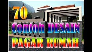 Download DESAIN PAGAR RUMAH (70 Contoh) Video