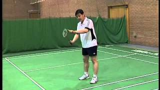 Download Badminton: Backhand Drive Video