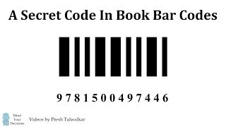 Download A Secret Code In Book Barcodes Video