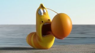 Download LARVA | LARVA OUT AT SEA | Cartoons For Children | LARVA Full Episodes Video
