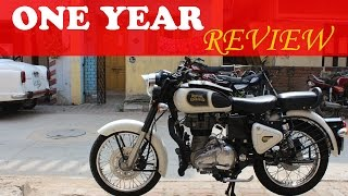 Download Classic 350 - one year review / Pro's & Con's Video