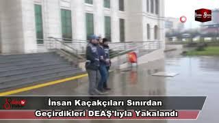 Download Hatay'da 5 Kişi, Sınırdan Kaçak Yollarla Geçirdikleri Terör Örgütü Deaş Üyesiyle Birlikte Yakalandı Video