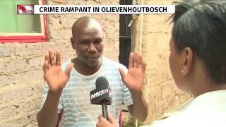 Download Crime rampant in Olievenhoutbosch Video