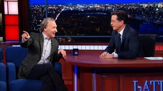 Download Bill Maher, Full Interview Part 1 Video