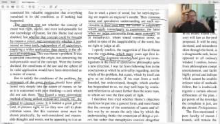 Download Kant's Prolegomena to a Future Metaphysics Video