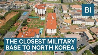 Download Life At Camp Humphreys— The Closest US Military Base To North Korea Video
