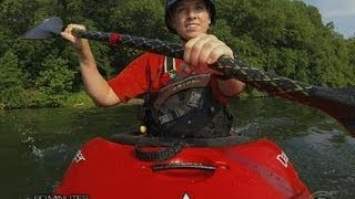 Download Rising star killed in attempt to master extreme kayaking Video