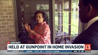 Download Couple held at gunpoint during home invasion Video