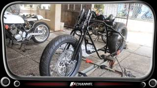 Download PKC Rakit Old School Chopper Suzuki Satria FU 150 Video