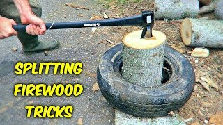 Download You will Never Split Wood the Same! Video