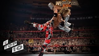 Download Amazing Mid-Air Finishers: WWE Top 10 Video