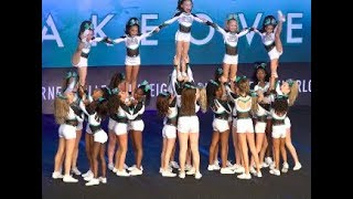Download Cheer Extreme Lady Bugs HIT ZERO at X Evolution! Video