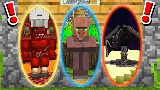 WORLD'S BEST OPTICAL ILLUSIONS IN MINECRAFT! Free Download Video MP4