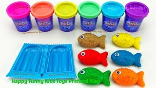 Download Learn Colors and Making Ice Cream with Play Doh   Surprise Eggs Zuru 5 Surprise Toys Video