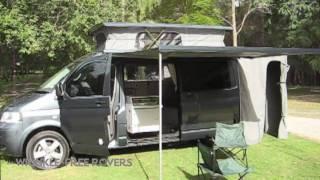 Download VW T5 Transporter Campervan Video