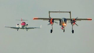 Download [FullHD] **EXTREMELY RARE** 2 landings at the same time at Geneva/GVA/LSGG Video