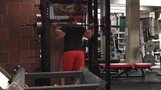 Download ultimate warrior squats 405 Video