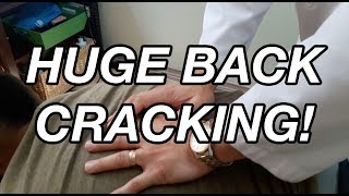 Download HUGE BACK CRACKING Video