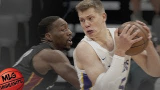 Download Los Angeles Lakers vs Miami Heat Full Game Highlights / July 3 / 2018 NBA Summer League Video