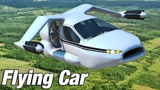 Download ► Flying Car - Terrafugia TF-X introduction Video