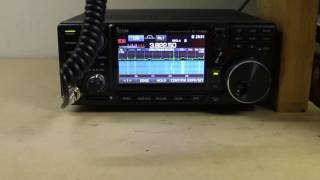 Icom IC-7300 Tips and Tricks - Common Problems and Saving