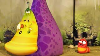 Download LARVA | PIZZA QUE FALTA | Película de dibujos animados | Dibujos animados para niños | WildBrain Video