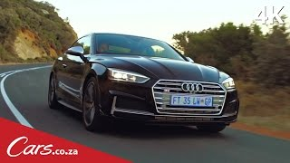 Download We Drive The Audi S5 Video