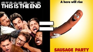 Download 24 Reasons This Is The End & Sausage Party Are The Same Movie Video