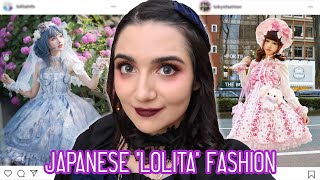 Download I Got A Japanese Lolita Fashion Makeover Video