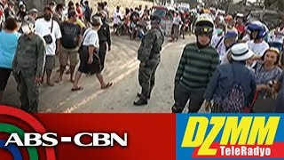 Download Batangas taps Coast Guard to move aid for Taal survivors | DZMM Video