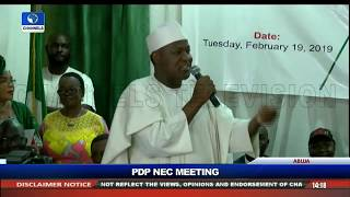 Download Buhari Has Deserted The People That Brought Him To Power - Dogara Video