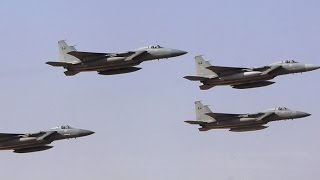 Download Saudis deploy air force to support Turkish ground invasion in Syria Video