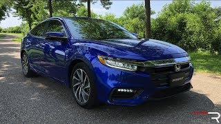 Download 2019 Honda Insight Touring – 55 MPG Never Looked So Good Video