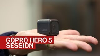 Download GoPro's Hero5 Session: the perfect throw-and-go camera Video