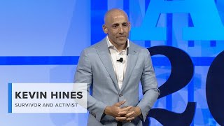 Download APA 2019 Main Stage: Kevin Hines on Suicide Prevention Video