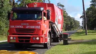 Download City Of Shoalhaven Garbage - Truck #510 Video