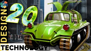 Download 20 CRAZY VEHICLES YOU HAVE TO SEE TO BELIEVE Video