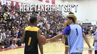 Download LaMelo Ball Gets Fed UP Isn't Taking Any Sh*t From Opponents Video
