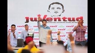 Download Reunión del Presidente Nicolás Maduro con jóvenes de la JPSUV, 14 agosto 2018 Video