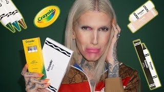 Download CRAYOLA MAKEUP… Is It Jeffree Star Approved?! Video