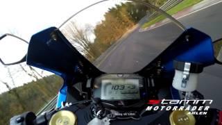 Download 2017 Suzuki GSX-R 1000 L7 @ Nürburgring Nordschleife 8:07 BtG Video