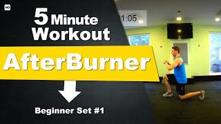Download Best After Burn Exercises for your Workouts for Men & Women (AFTERBURN EFFECT) Video