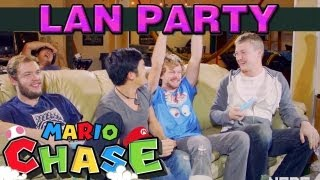Download Nintendo Land: Mario Chase with freddiew and corridordigital on LAN Party - NODE Video