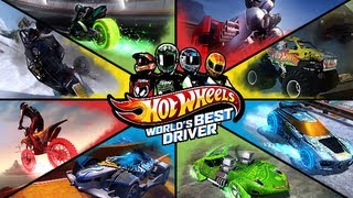 Download First 30 Minutes: Hot Wheels: World's Best Driver [XBOX360/PS3/WIIU] Video