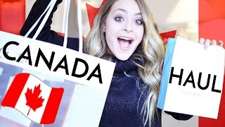 Download Real-Time CANADA HAUL: Beauty & Fashion! | Fleur De Force Video