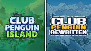 Download Club Penguin Island vs Club Penguin Rewritten Video