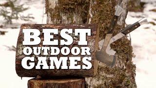 Download The 5 BEST Outdoor Games Video